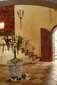 Entry Foyer - Main Villa