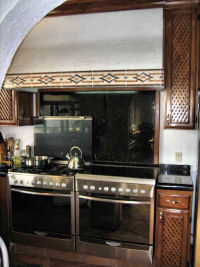 Kitchen - Main Villa